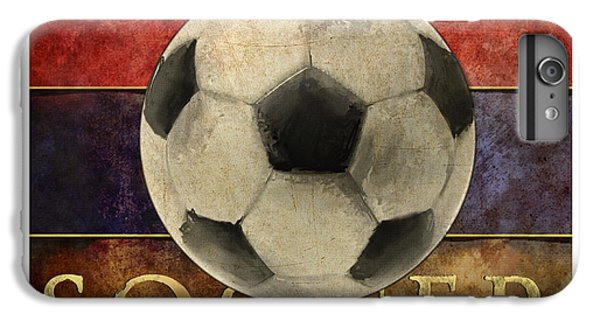 Soccer Poster IPhone 6 Plus Case