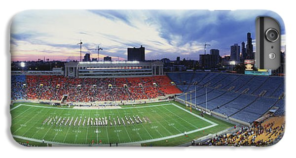 Soldier Field Football, Chicago IPhone 6 Plus Case by Panoramic Images