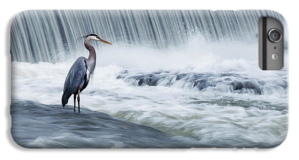 Solitude In Stormy Waters IPhone 6 Plus Case
