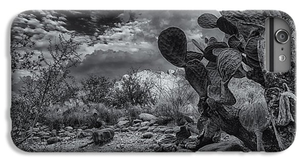 IPhone 6 Plus Case featuring the photograph Sonoran Desert 15 by Mark Myhaver