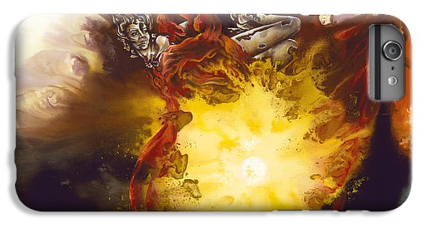 Source Of Strength IPhone 6 Plus Case by Karina Llergo