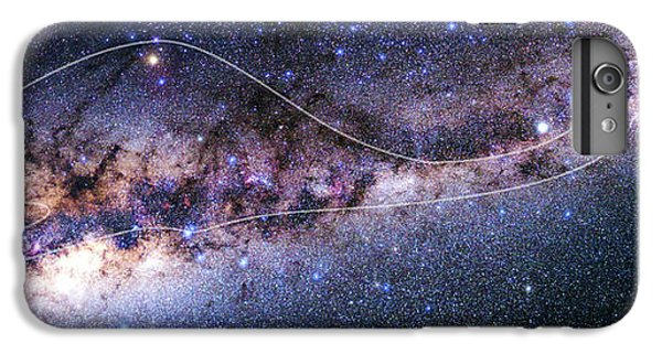 Emu iPhone 6 Plus Case - Southern Milky Way by Babak Tafreshi