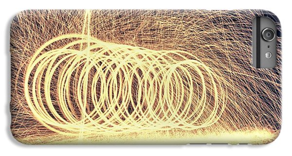 Sparks IPhone 6 Plus Case by Dan Sproul