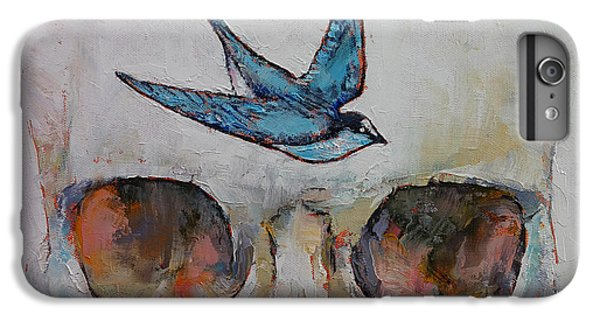 Sparrow IPhone 6 Plus Case by Michael Creese