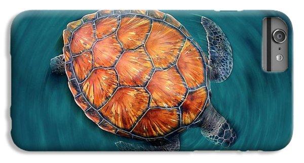 Spin Turtle IPhone 6 Plus Case