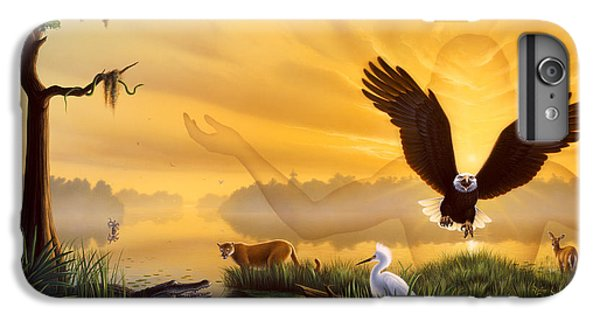 Spirit Of The Everglades IPhone 6 Plus Case