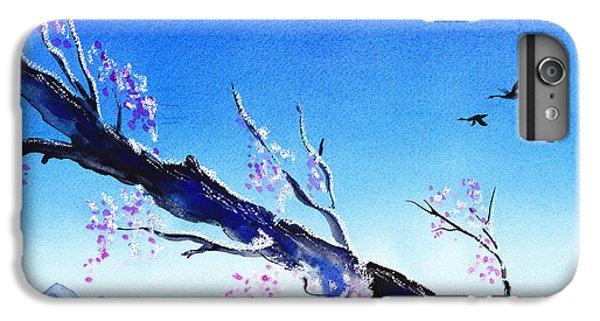 Spring In The Mountains IPhone 6 Plus Case by Irina Sztukowski