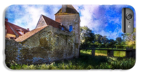 Spring Romance In The French Countryside IPhone 6 Plus Case by Debra and Dave Vanderlaan
