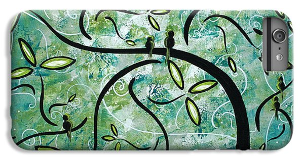 Spring Shine By Madart IPhone 6 Plus Case by Megan Duncanson