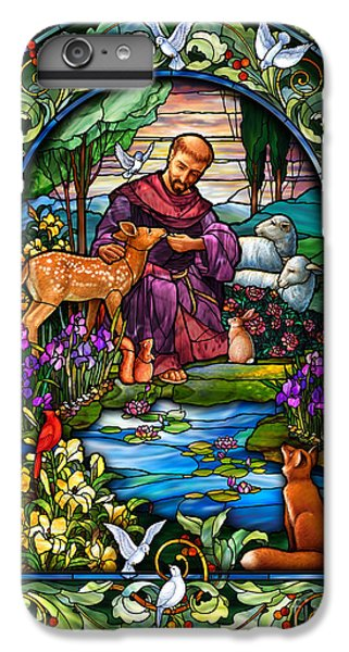 St. Francis Of Assisi IPhone 6 Plus Case