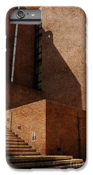 Stairway To Nowhere IPhone 6 Plus Case by Lois Bryan
