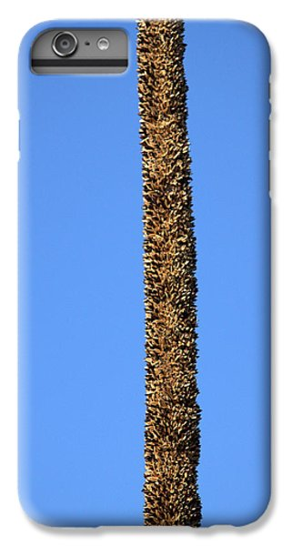 IPhone 6 Plus Case featuring the photograph Standing Alone by Miroslava Jurcik