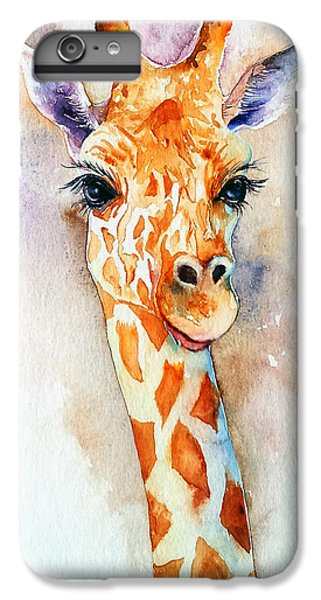 Standing Tall_giraffe IPhone 6 Plus Case