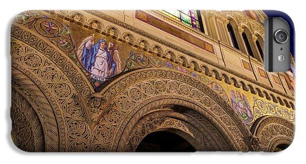 Stanford University Memorial Church Faith IPhone 6 Plus Case by Scott McGuire