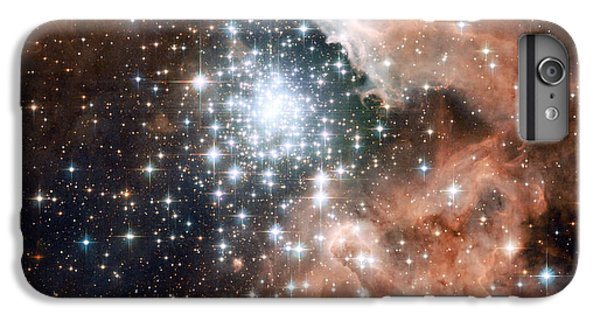 Star Cluster And Nebula IPhone 6 Plus Case
