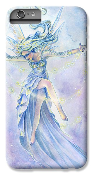 Fairy iPhone 6 Plus Case - Star Dancer by Sara Burrier