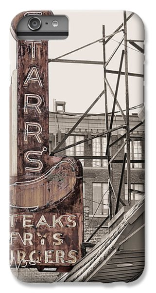 Stars Steaks Frys And Burgers IPhone 6 Plus Case