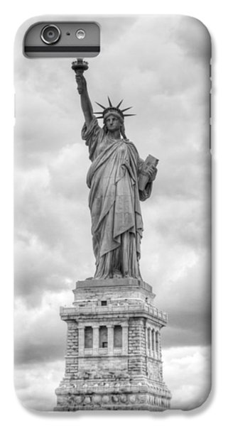 Statue Of Liberty Full IPhone 6 Plus Case by Dave Beckerman