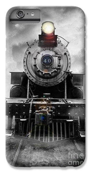 Steam Train Dream IPhone 6 Plus Case by Edward Fielding