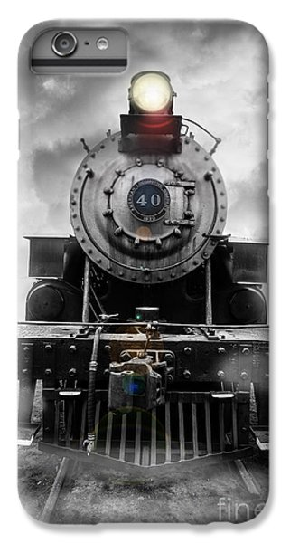 Steam Train Dream IPhone 6 Plus Case by Edward Fielding