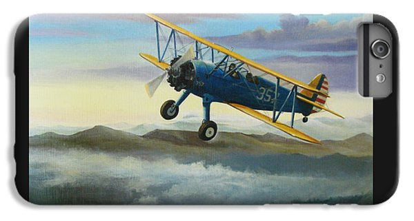 Airplane iPhone 6 Plus Case - Stearman Biplane by Stuart Swartz
