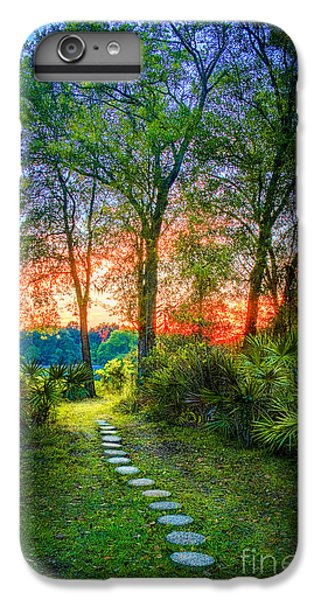 Stepping Stones To The Light IPhone 6 Plus Case by Marvin Spates