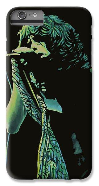 Steven Tyler 2 IPhone 6 Plus Case by Paul Meijering