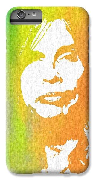 Steven Tyler Canvas IPhone 6 Plus Case by Dan Sproul