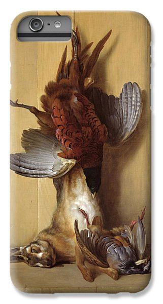 Still Life With A Hare, A Pheasant And A Red Partridge IPhone 6 Plus Case