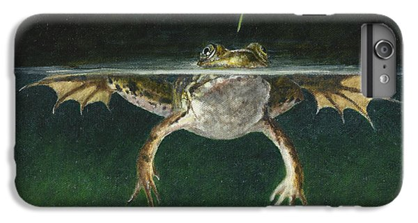 Grasshopper iPhone 6 Plus Case - Study Of A Grasshopper by Dreyer Wildlife Print Collections