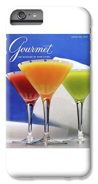 Summer Cocktails IPhone 6 Plus Case