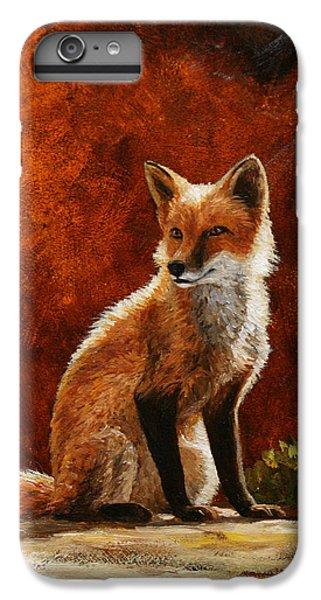 Sun Fox IPhone 6 Plus Case