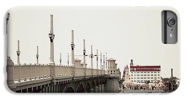 Iger iPhone 6 Plus Case - Sunday By The Bridge - Fl by Joel Lopez