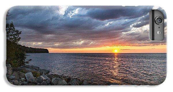 Sundown Bay IPhone 6 Plus Case by Bill Pevlor