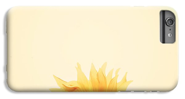 Sunflower iPhone 6 Plus Case - Sunrise by Carrie Ann Grippo-Pike