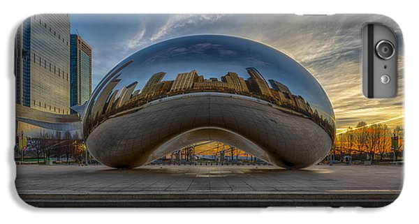 Sunrise Cloud Gate IPhone 6 Plus Case by Sebastian Musial