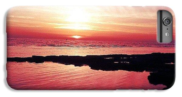 Sunset IPhone 6 Plus Case