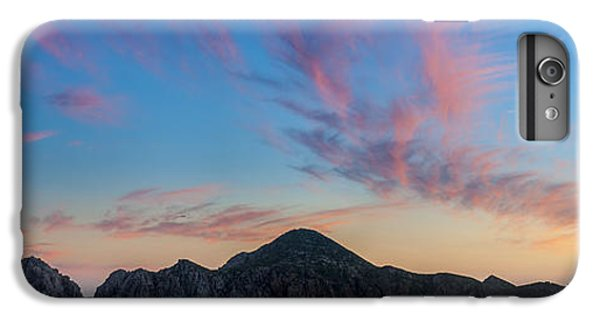 IPhone 6 Plus Case featuring the photograph Sunset Over Cabo by Sebastian Musial