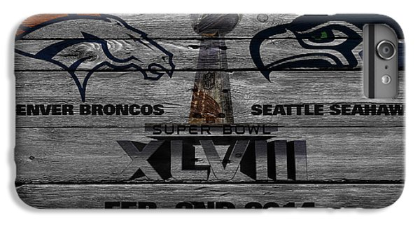 Super Bowl Xlviii IPhone 6 Plus Case