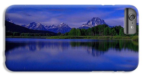 Nature Trail iPhone 6 Plus Case - Super Moon by Chad Dutson