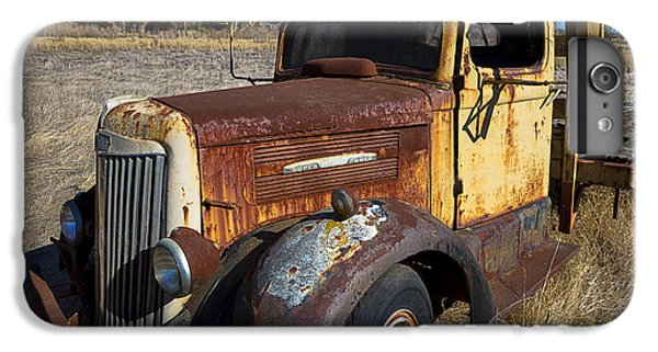 Super White Truck IPhone 6 Plus Case by Garry Gay