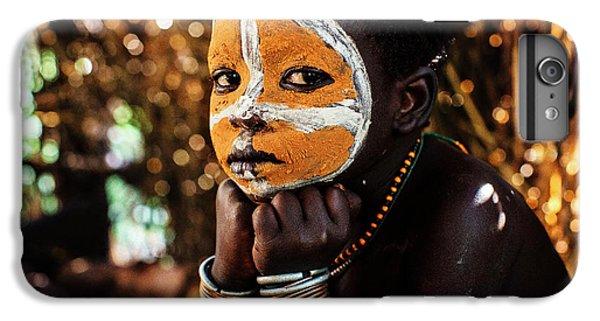 Africa iPhone 6 Plus Case - Suri Boy by Vedran Vidak