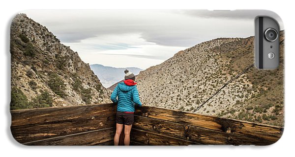 Knit Hat iPhone 6 Plus Case - Surprise Canyon, Death Valley, Ca, Usa by David Hanson