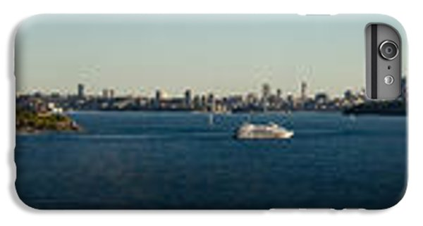 IPhone 6 Plus Case featuring the photograph Sydney Panorama by Miroslava Jurcik