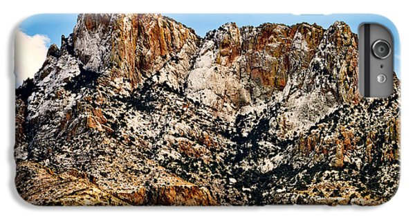 IPhone 6 Plus Case featuring the photograph Table Mountain In Winter 42 by Mark Myhaver