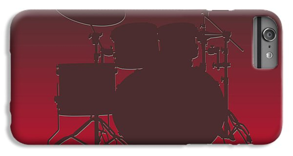 Tampa Bay Buccaneers Drum Set IPhone 6 Plus Case by Joe Hamilton