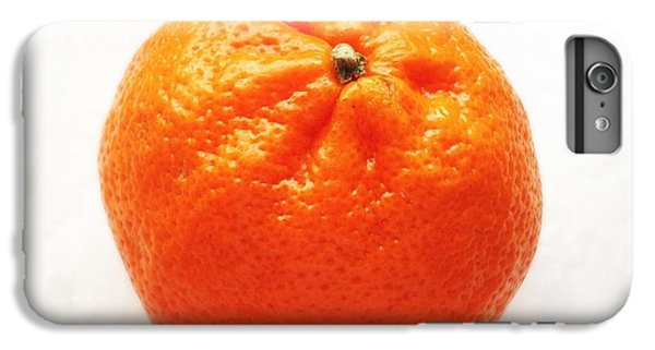 Tangerine IPhone 6 Plus Case