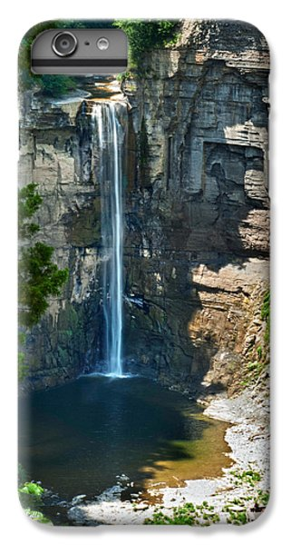 Taughannock Falls IPhone 6 Plus Case by Christina Rollo