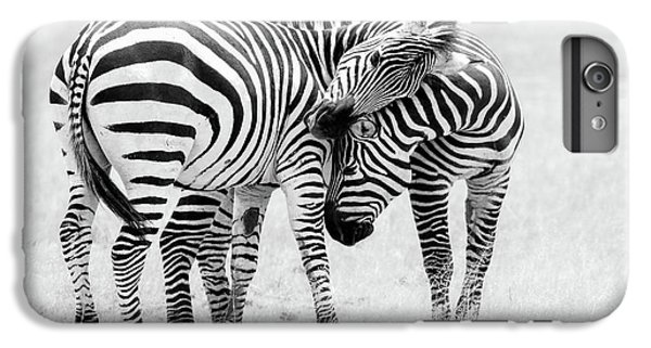 Africa iPhone 6 Plus Case - Tender Moment by John Fan