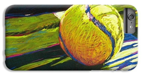 Tennis I IPhone 6 Plus Case by Jim Grady
